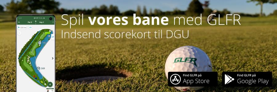 GLFR - baneguide m.m. - indberetning af scores til Golfbox